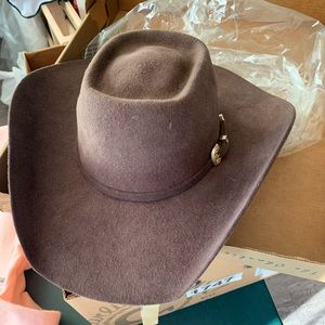 Accessories - Brown/Chocolate Cowboy/Cowgirl Hat